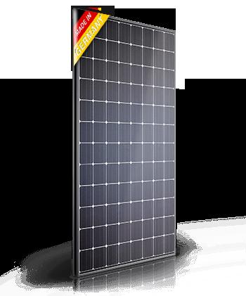 Paneles solares alemanes en Mty