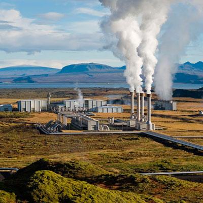 Energía sustentable Geotérmica