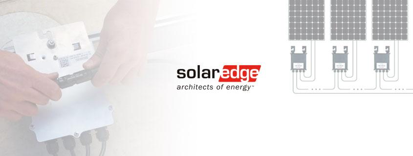 Optimizador solar edge para paneles solares