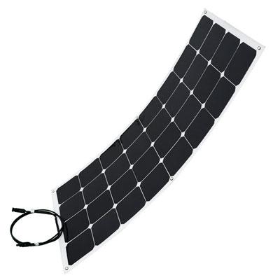 Panel solar película delgada
