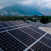 Paneles solares Energía solar