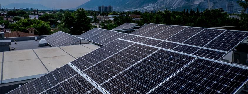 instalación de paneles solares en monterrey