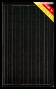 panel solar aleman