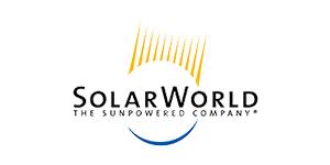 solar world logo