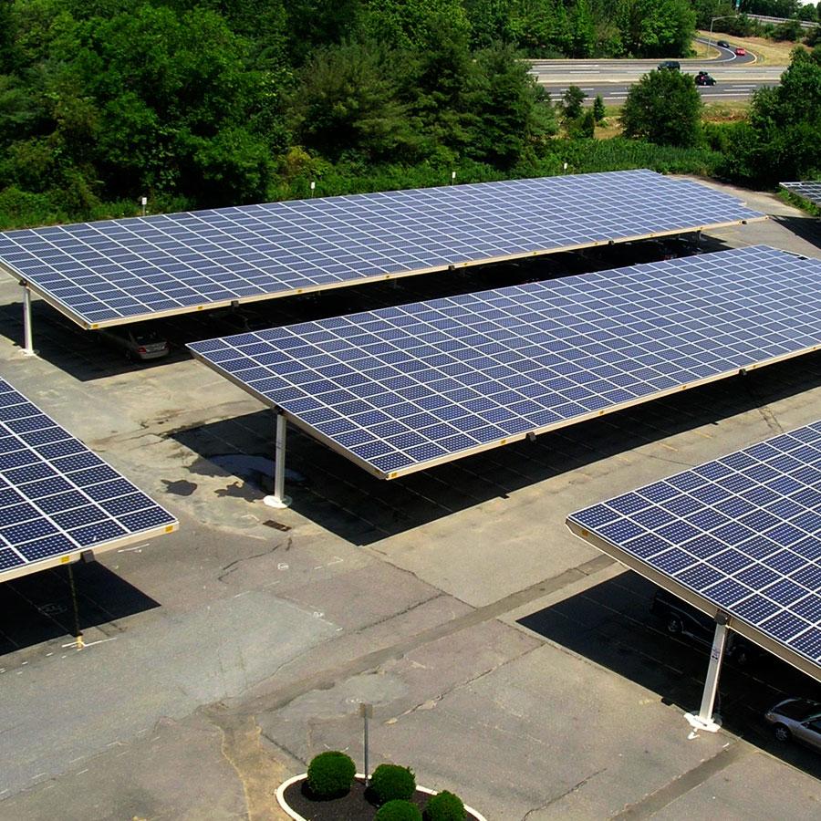 Estacionamientos solares-solar-carport