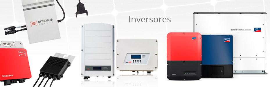 Inversores Solares Tipos De Inversores Para Sistemas