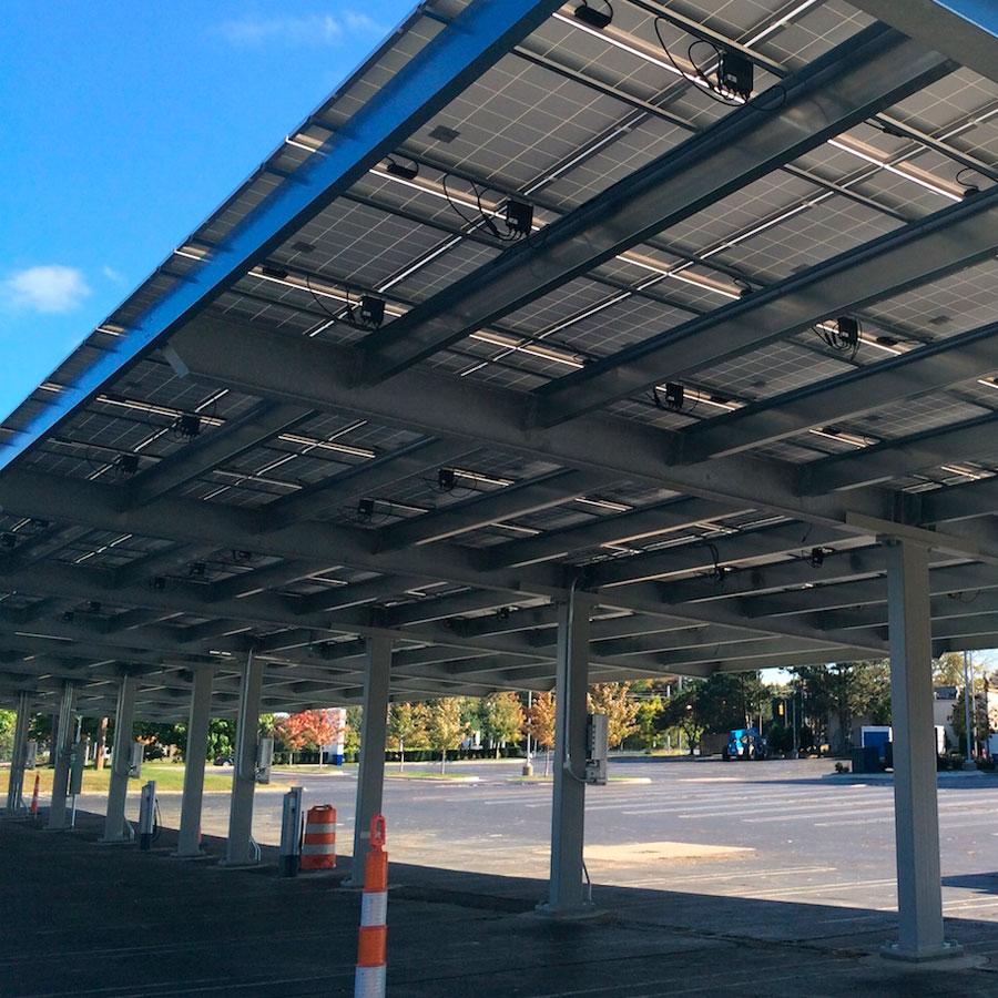 Paneles-solares-para-Estacionamientos solares