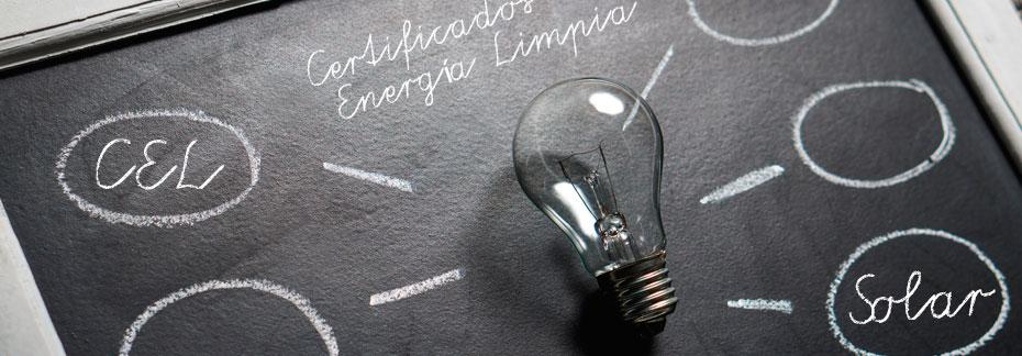 Certificados de Energía Limpia