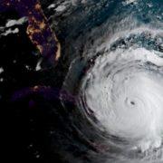 Huracan cambio climatico